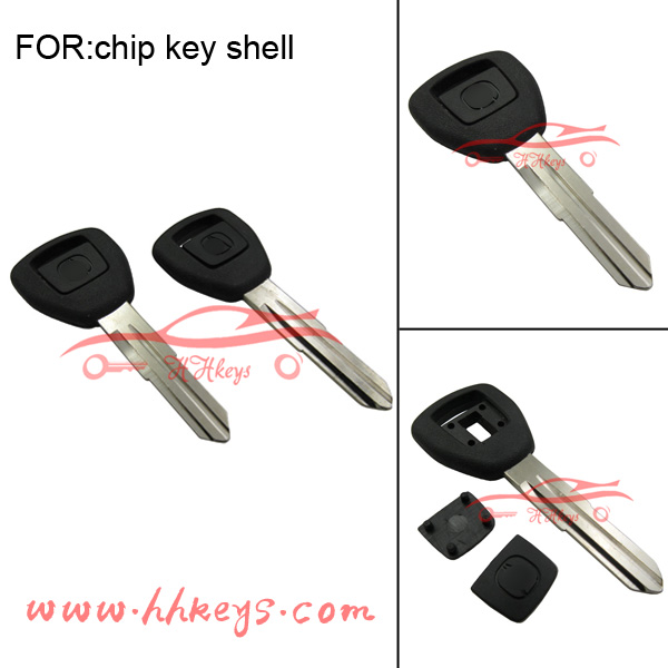 China Acura Chip Key Blank Marked Logo Manufacturer And