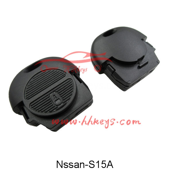 New Style Nissan 2 Buttons Remote Key Part