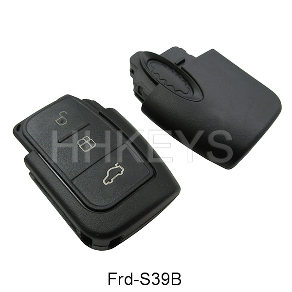 Ford 3 Buttons Remote key part Featured Image