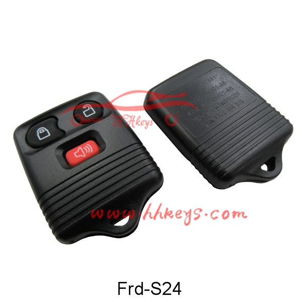 Ford 2+1 Buttons Remote key shell